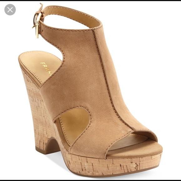 25c58f372867b2 Franco Sarto Shoes - Franco Sarto Glamour Platform Wedges